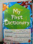 PLP-R/W My First Dictionary(p1)